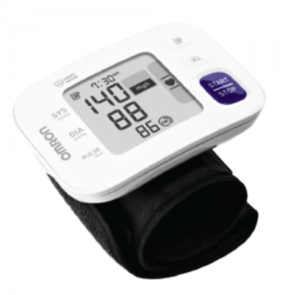 Nơi bán 💖[Chính hãng Omron] Máy đo huyết áp cổ tay, HEM-6181, Omron, Model mới
