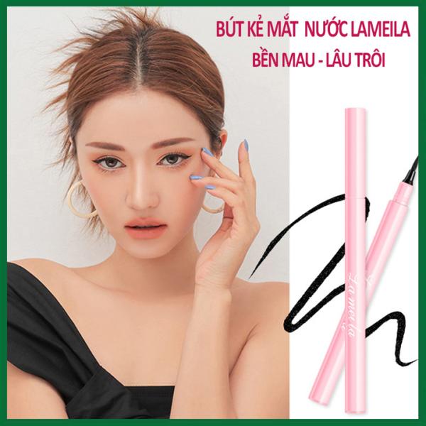 Bút kẻ mắt nước Lameila VỎ HỒNG không nhòe, lâu trôi , hàng chính hãng nội địa Trung. BODY CARE SHOP
