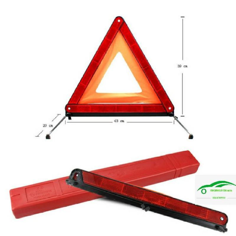 Tam giác cảnh báo nguy hiểm và sửa chữa