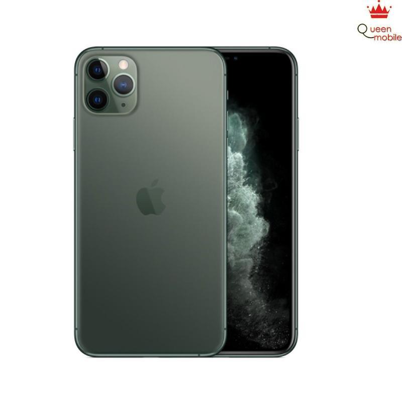 Điện Thoại iPhone 11 Pro Max 512GB - Xanh Rêu - Nguyên Seal - Mới 100%