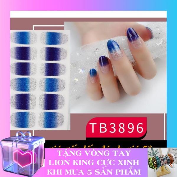 Set miếng dán móng tay Nail Sticker cao cấp cao cấp