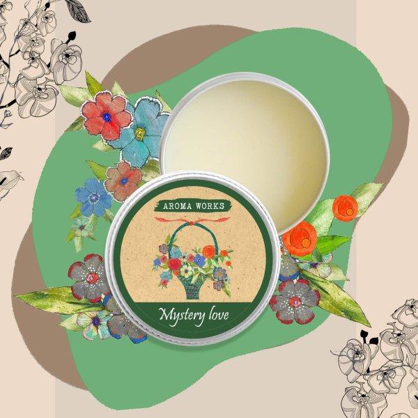 Nước Hoa Khô Aroma Works Solid Perfume 15g - Mystery Love cao cấp