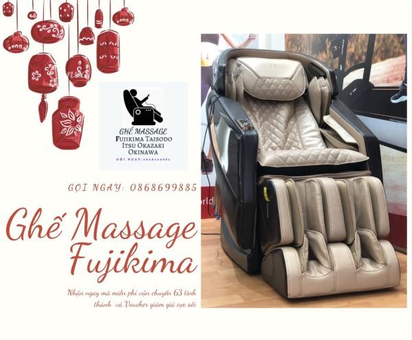 [ CÔNG NGHỆ 4D, BẢO HÀNH 6 NĂM ] Ghế massage liên động tự động massage toàn thân thời thượng quý phái trị liệu Nhật Bản TAISODO TS-800