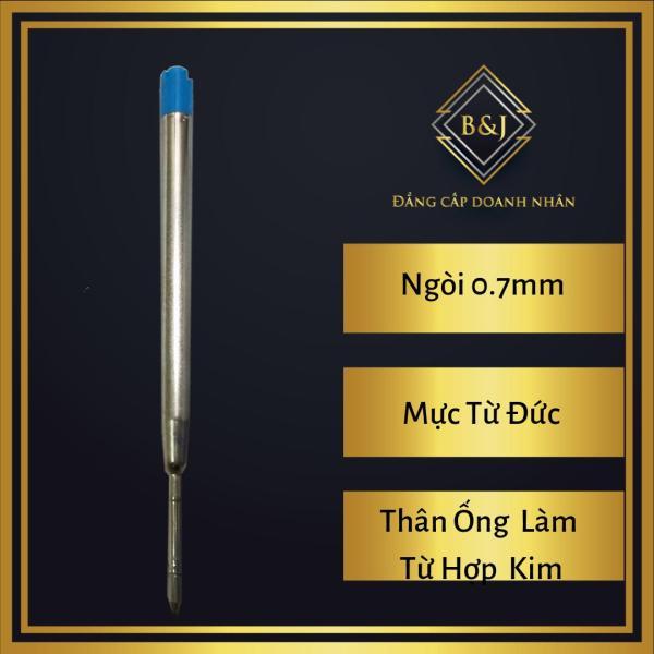 Mua B&J – Ruột viết, ( bút ) mực bi cao cấp B&J 0.7mm thân hợp kim dành cho bút, viết bi xoay ( vặn ) ngòi phù hợp cho doanh nhân, nhân viên văn phòng
