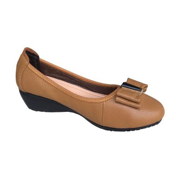 Giày da nữ đế xuồng Trường Hải - SF127 giá rẻ