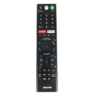 Sony RMF-TX200P Smart tv remote control With Voice Original replacement RMF-TX200P For SONY Android TV Remote Control RMFTX200U KD-55X8500D remote thumbnail