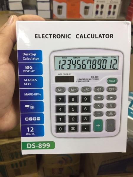 Bảng giá Máy tính tiền để bàn 12 số DS-899 Phong Vũ