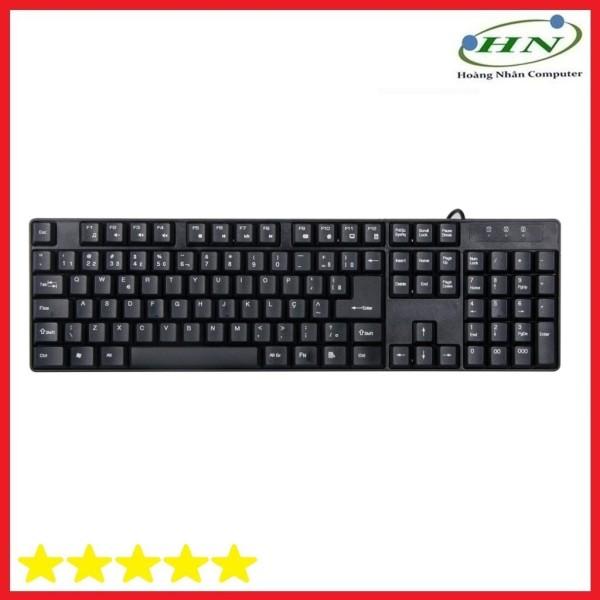 Bàn phím máy tính văn phòng học tập KM-H628