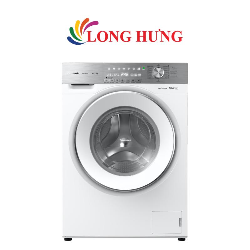 Bảng giá Máy giặt Panasonic Inverter 9.0 Kg NA-129VG6WV2 - Hàng chính hãng - Có Inverter, Công nghệ giặt ActiveFoam, Chương trình giặt đa dạng, Lồng giặt SAZANAMI, Tự vệ sinh lồng giặt Điện máy Pico