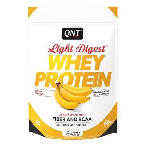 Bột Whey Protein có BCAA hương Chuối QNT nhập khẩu