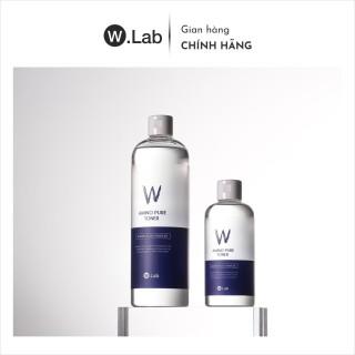Toner dưỡng ẩm và chống nhăn da W.Lab Amino Pure (500ml và 200ml) thumbnail