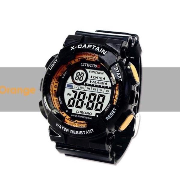 Đồng hồ unisex thể thao điện tử X-Captain chống nước chống xước (full chức năng) bán chạy