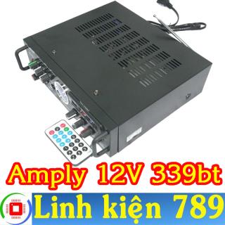 Amply karaoke 12V Sunbuck 339BT - Linh Kiện 789 thumbnail