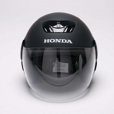 Mũ Bảo Hiểm Honda đen Sần Đang Khuyến Mãi