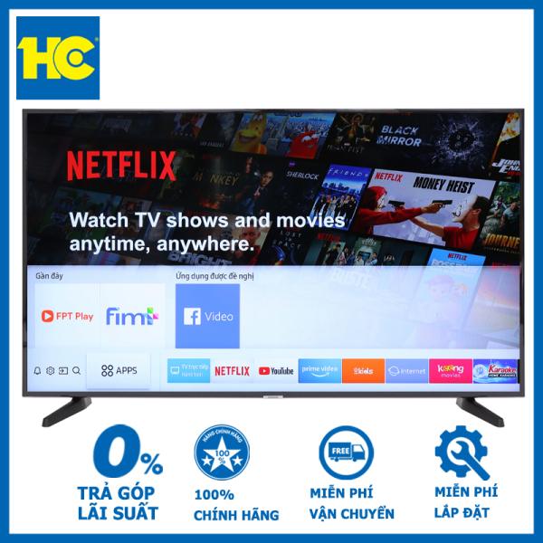 Smart Tivi Samsung 4K 50 inch UA50NU7090KXXV hệ điều hành Tizen, âm thanh vòm mạnh mẽ, công nghệ HDR mang đến hình ảnh sắc nét màu sắc trung thực- Bảo hành 2 năm - Miễn phí vận chuyển & lắp đặt
