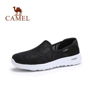 Giày Nữ CAMEL, Giày Lưới Tiện Dụng, Xăng Đan Nữ Xăng Đan Thoáng Khí Nhẹ Lỗ Mát Mẻ Ngoài Trời