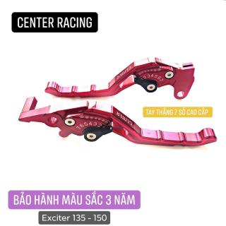 Tay thắng , tay phanh xe máy 7 số cao cấp xe Exciter 150 Exciter 135 Center Racing thumbnail