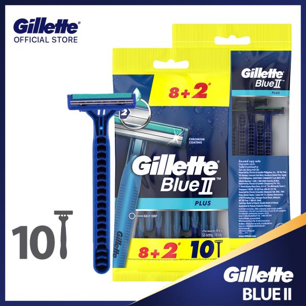 Dao cạo râu Gillette Blue II Plus nhập khẩu