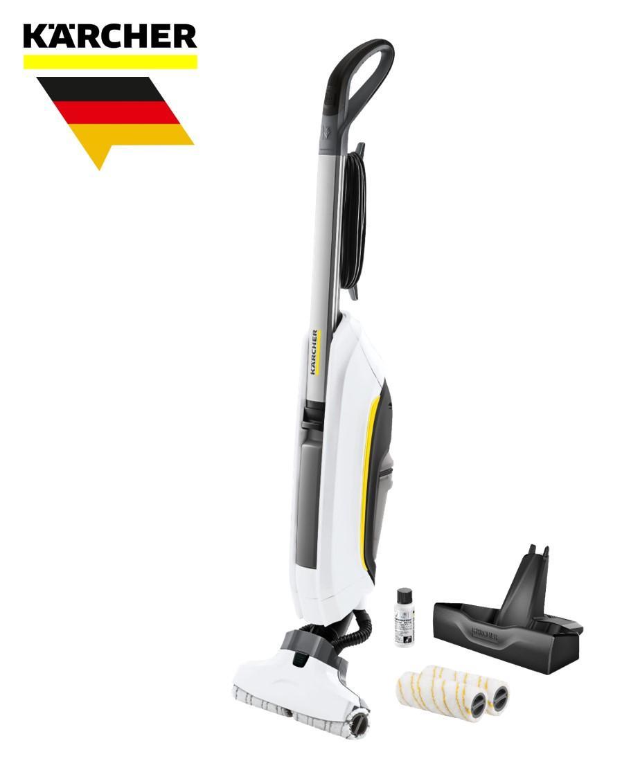 Máy lau sàn Karcher FC 5 Premium (White) *EU tặng chai nước lau sàn trị giá 160.000đ
