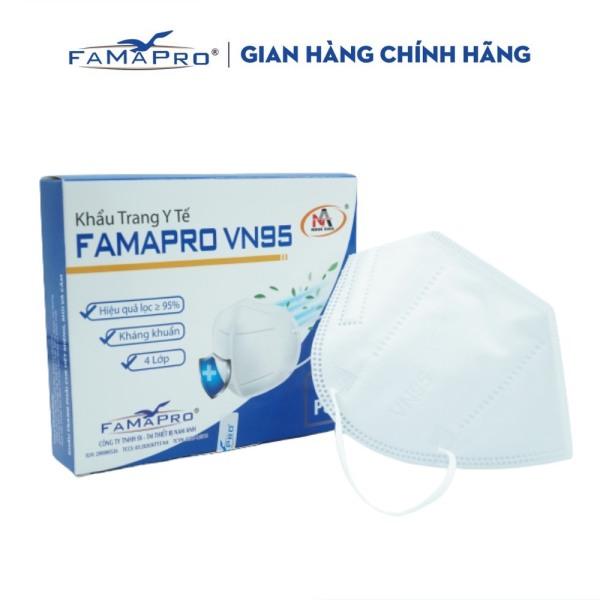 Khẩu trang N95 Famapro 4 Lớp (10 cái /hộp )