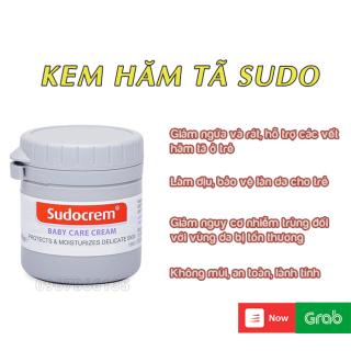 Kem hỗ trợ trị hăm cho trẻ sơ sinh SUDO CREAM hộp 60g của Anh thumbnail