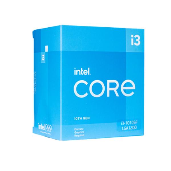 Bảng giá CPU INTEL CORE I3 10105F  BOX CHÍNH HÃNG Phong Vũ