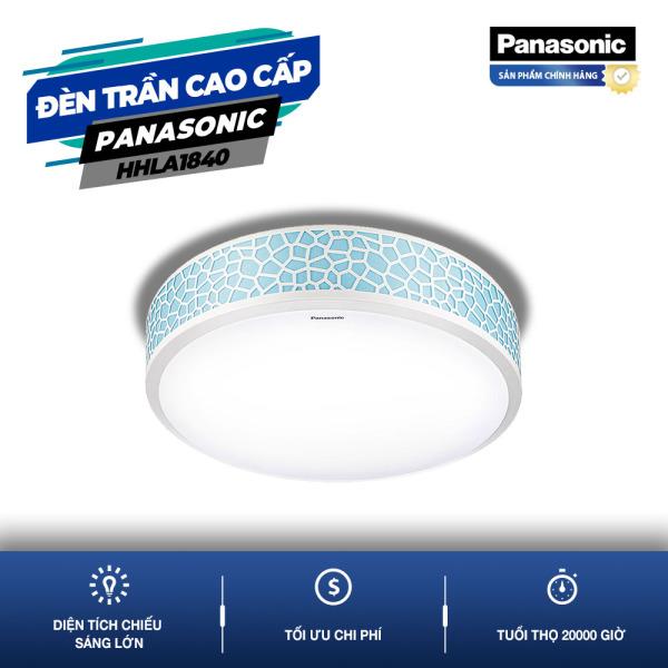 Đèn Trần LED PANASONIC 21W Đổi Màu Ánh Sáng HHLA1840