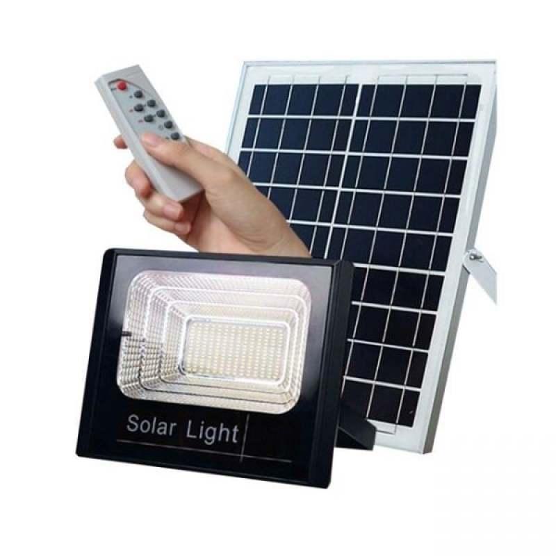 [BH 1 Năm] ĐÈN NĂNG LƯỢNG MẶT TRỜI SOLAR LIGHT VC-8860 công suất 60W công nghệ IP65 chống nước, chế độ bật tắt tự động, có điều khiển từ xa