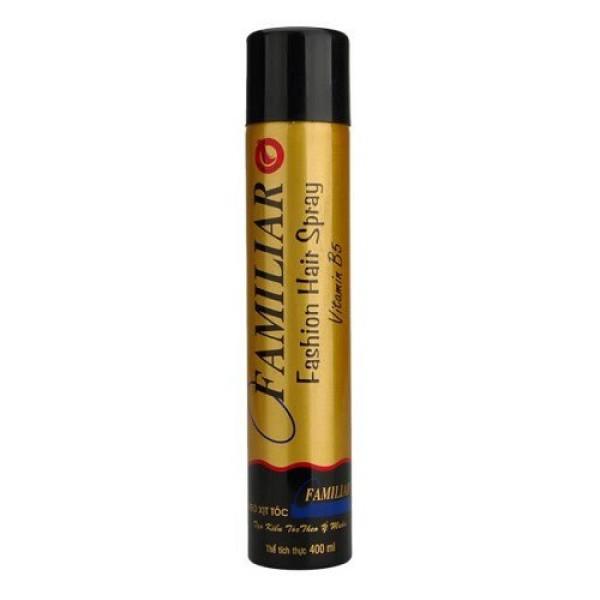 Keo xịt tạo kiểu tóc Familiar chai 400ml VN giá rẻ