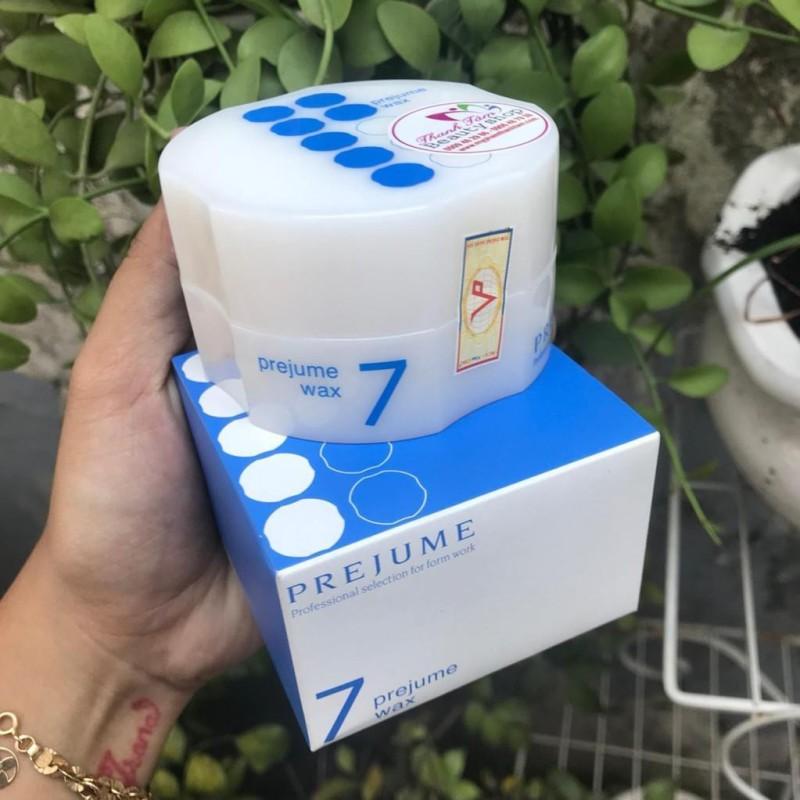 Wax tạo kiểu Prejume Hair Wax No.7 90g Milbon giá rẻ