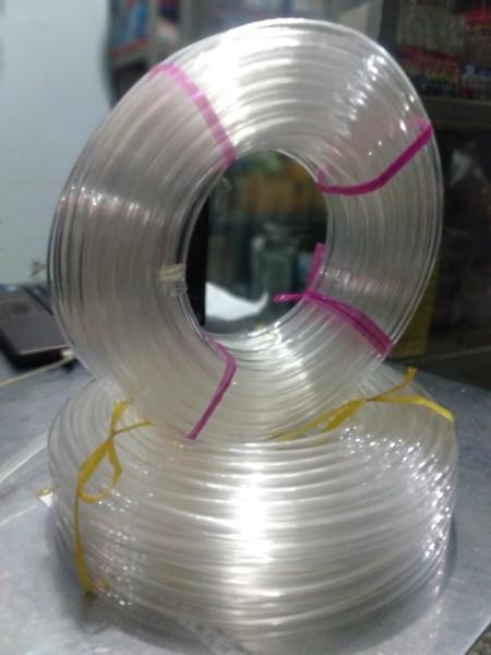 Bảng giá Ống nhựa dẻo 6mm, ông nhựa dẻo trong suốt phi 6li bán cuộn 30m, ống nhựa dẻo mềm