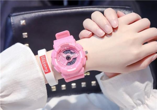 Nơi bán Đồng Hồ Thể Thao  nam nữ Sanosi Sport Watch dây cao su Size 36mm
