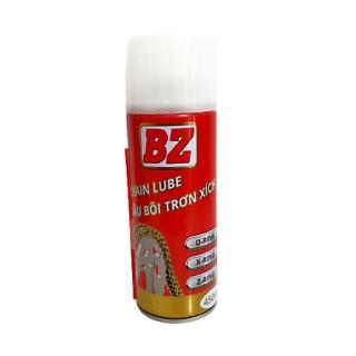 Combo xịt dưỡng sên BZ và rửa sên thunder cực mạnh tặng bàn chải-Bạn mua-2 món + bàn chải thumbnail