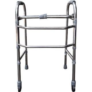 Khung tâp đi cho người già người bệnh có bánh xe hoặc ghế ngồi hoặc nạn gỗ (nạng nhôm), chất lượng đảm bảo an toàn đến sức khỏe người sử dụng, cam kết hàng đúng mô tả thumbnail