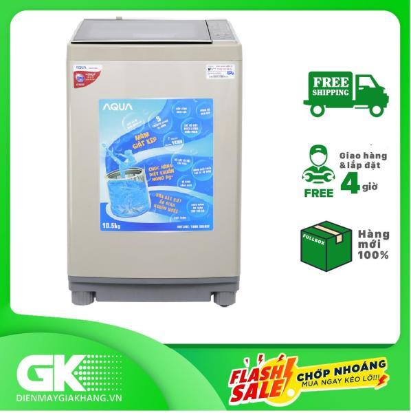 Bảng giá Máy giặt Aqua 10.5 kg AQW-FW105AT N Điện máy Pico