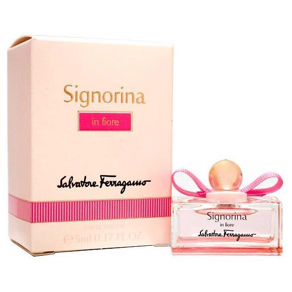Nước hoa nữ Salvatore Ferragamo Signorina In Fiore EDT 5ml