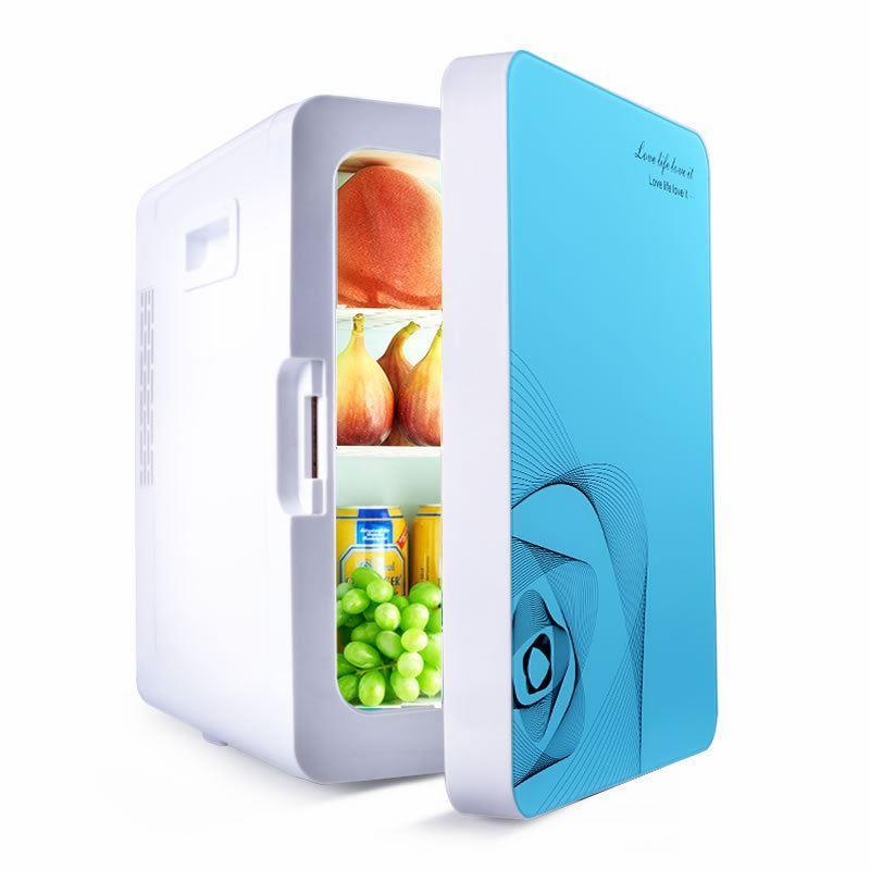 Tủ lạnh mini PLD 20L cho gia đình và xe hơi - Tủ lạnh mini car 2 chế độ nóng 60 độ lạnh 5 độ - Tủ lạnh, tủ mát mini Xe hơi  (Cắm được cả trong nhà hoặc oto)