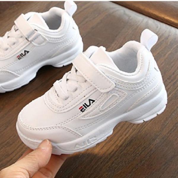 Giá bán Giày thể thao nữ cho bé gái- giày sneaker nữ bé gái- giày thể thao bé gái hàng loại đẹp