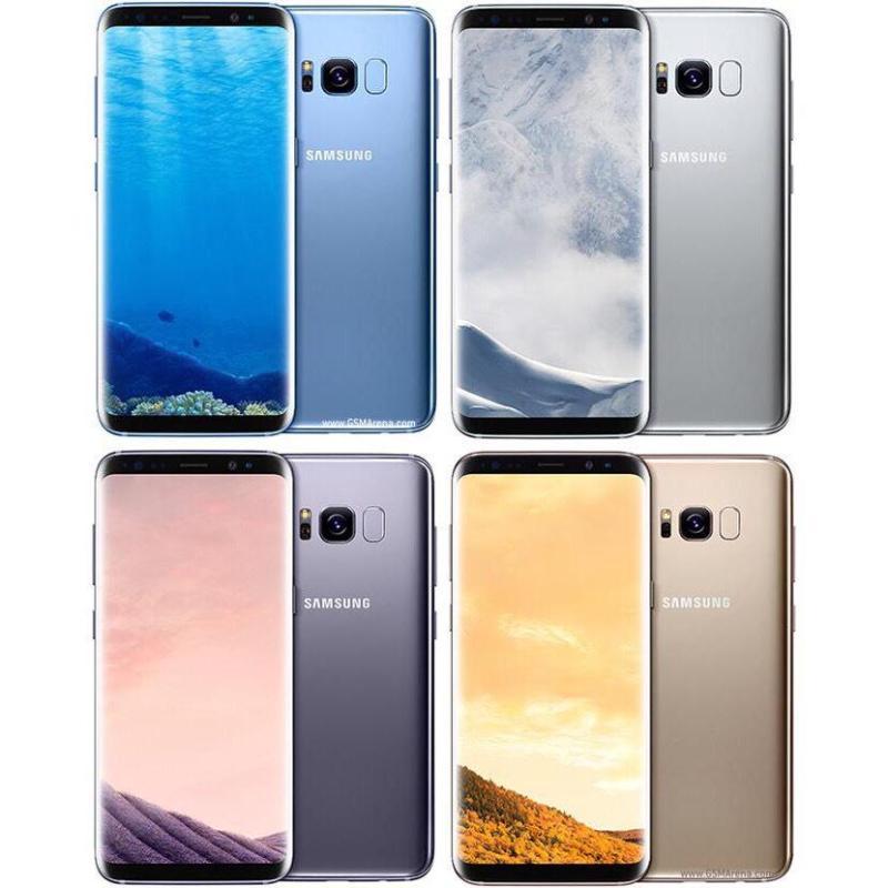 Samsung Galaxy S8 Plus máy mới 100% (màu Tím) 64GB Ram 4GB