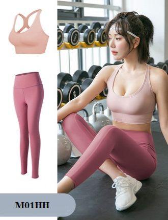 Set đồ tập Yoga, Gym, Zumba, Thể thao nữ Cao Cấp