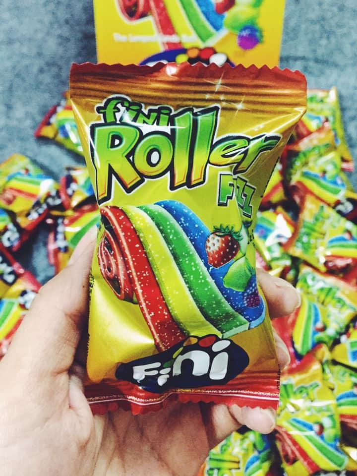 Kẹo cuộn Fini Roller - hàng Đức