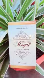 Viên Uống Trắng Da Mờ Nám Royal thumbnail