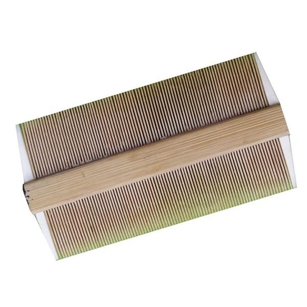 Lược bí gỗ chải chấy