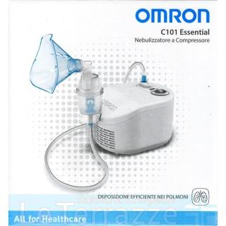[ Miễn Ship-Sale 50%] Máy Xông Mũi Họng Omron Japan,Máy xông khí dung -Máy xông mũi họng Omron NE-C101-hỗ trợ điều trị các bệnh về đường hô hấp như viêm xoang, hen suyễn, tắc nghẽn phổi sản phẩm bảo hành 24T thumbnail