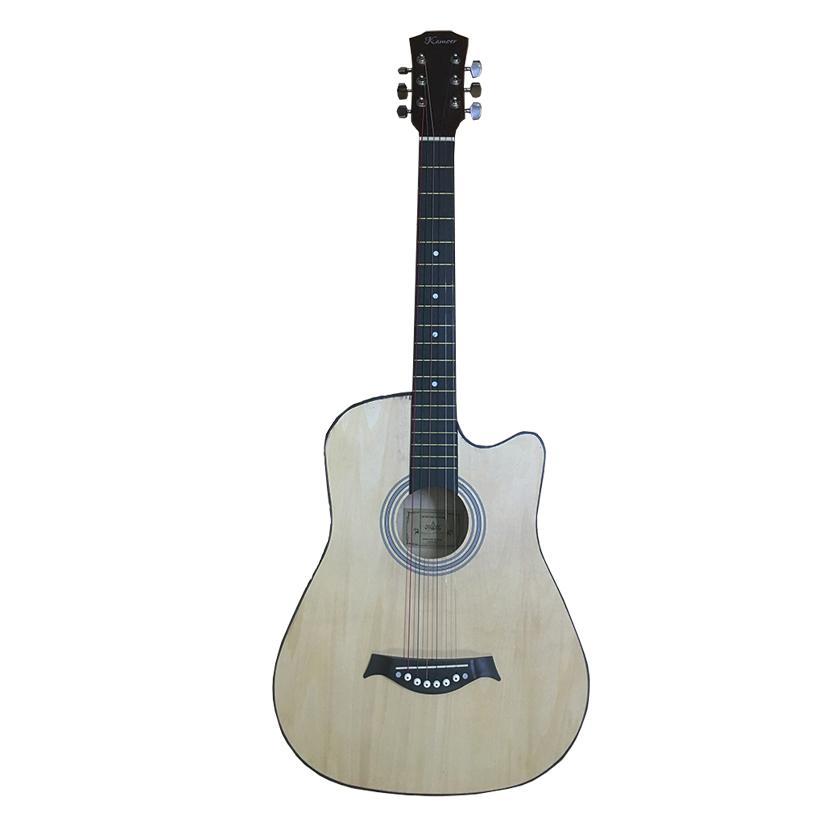 Đàn Guitar Classic GU06 Gỗ Anh Đào Dáng Khuyết - Hàng có sẵn