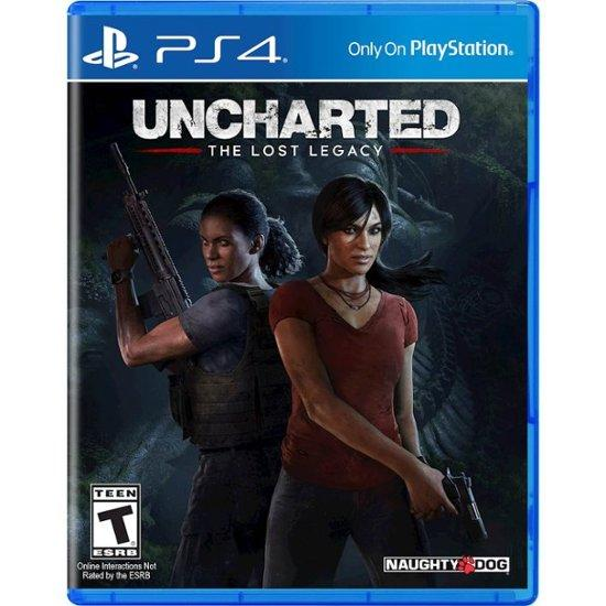 [PS4-US] Đĩa game Uncharted: The Lost Legacy - PlayStation 4