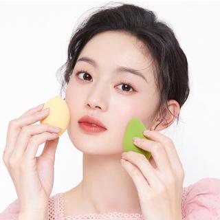 SANIYE Sponge Makeup Puff Thích hợp làm phấn nền và má hồng Hình trái cây xinh xắn Y37 thumbnail