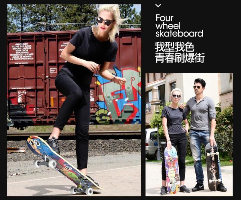 Giá bán [ GIẢM GIÁ ] Ván Trượt Skateboard Chuyên Nghiệp, Ván Trượt Cỡ Lớn Đạt Chuẩn Thi Đấu Bánh Cao Su, Mặt Nhám Chống Trơn Trượt, Ván Trượt Siêu Đẳng, Ván Trượt Hình Siêu Anh Hùng, Ván Gỗ Dày Khung Hợp Kim Chắc Chắn, Bh 12 Tháng .LỖ