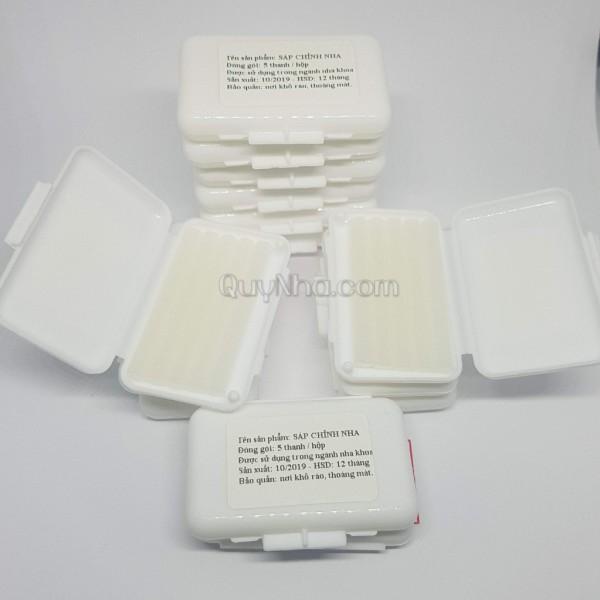 Sáp nha khoa, sử dụng trong chỉnh nha giá rẻ