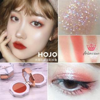 BẢNG PHẤN MẮT NHŨ LÌ 3 in 1 HOJO Eyeshadow Palette L1658 thumbnail